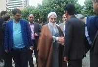 (تصویر) حضور ناطقنوری و خاتمی در افطاری عارف