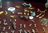جزییات دستگیری قاچاقچی سکههای عتیقه درپایتخت