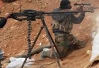 حمله انتحاری داعش به تدمر سوریه