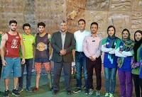 ترکیب سنگنوردان برای حضور در رقابتهای جهانی دانشجویان اعلام شد