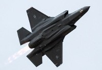 Israel says first to use F-35 stealth fighter jets in combat