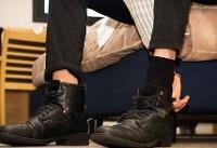 کفشتان را درآورید تا لاغر بمانید!