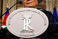 دعوت رییس جمهور ایتالیا از نامزد نخست وزیری