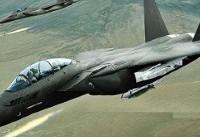 سانا: جنگندههای ائتلاف به رهبری آمریکا مواضع ارتش  سوریه را بمباران کردند