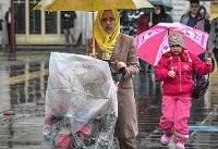 بارندگی ها در کشور ادامه دارد / پیش بینی رگبار، رعد و برق و وزش باد در ...