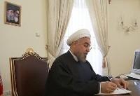 پیام تسلیت روحانی به مناسبت درگذشت روحانی مبارز حاج شیخ غلامرضا حسنی