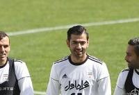 منتظری: انتظار هواداران برای صعود تیم ملی در جام جهانی باعث افتخار ما هست