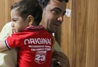 دستگیری آدم رباها و پیداشدن کودک ربوده شده (عکس)