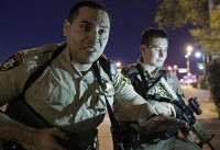 The Latest: Vegas police initially feared multiple attackers