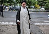 (تصاویر) از خاتمی و ناطق تا ابوترابیفرد در افطاری محمدرضا عارف