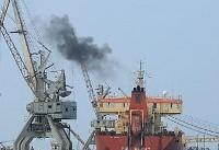 نیروهای ائتلاف دو قایق حوثیها را منهدم کردند
