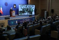 روحانی: ملت ما ملتی بزرگ در دنیا است/ در فتح خرمشهر دنیا پذیرفت ایران شکستناپذیر است