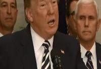 ترامپ: برای پاسخ نظامی احتمالی به کره شمالی آمادهایم
