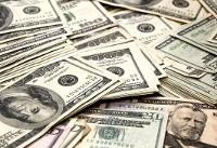 افزایش نرخ دلار/ کاهش ۲۰۸ ریالی قیمت یورو