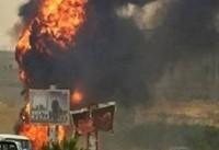 دستکم ۷ تن در انفجار بمب در بنغازی کشته شدند