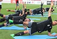۲۱ روز تا جام جهانی/ گزارش تمرین عصر پنج شنبه؛ تیم ملی یک گام دیگر به پیش