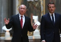 Emmanuel Macron Turns to Vladimir Putin in an Effort to Salvage the ...