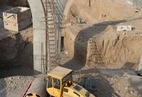 پنجمین پل در تقاطع بلوار ارتش به زودی افتتاح می شود
