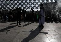 مشکلات خیابان ۱۷ شهریور ادامه دارد/ چالشها به افشانی رسید