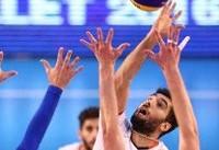 شکست ملی پوشان والیبال ایران مقابل فرانسه/ خبری از جوانگرایی نبود!