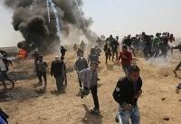 زخمی شدن صدها فلسطینی توسط صهیونیستها