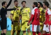 احتمال تغییر قانون لیگ برتر و محرومیت بازیکن با ۴ کارت زرد