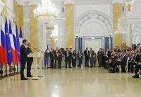 پوتین: ترامپ باب مذاکره با ایران را نبسته است