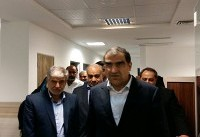 وزیر بهداشت از بیمارستان های جنوب شهر تهران بازدید کرد
