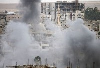 Syria regime warns Daraa rebels with air-dropped leaflets