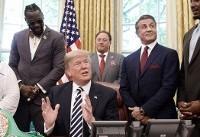 Trump Posthumously Pardons Boxer Jack Johnson