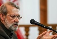 لاریجانی: نباید بیش از این به بار دولت اضافه شود