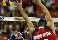 غفور و انگاپت امتیاز آورترین بازیکنان دیدار ایران و فرانسه