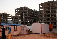 ساخت و سازها در سرپل ذهاب همچنان ادامه دارد/بیماریهای واگیردار افزایش نداشته است