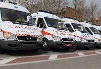 ۱۰۰۰ دستگاه آمبولانس به ناوگان زمینی اورژانس کشور اضافه میشود