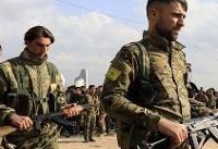 تشکیل گارد مرزی شبه نظامیان کرد در شمال سوریه