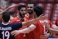 داوران بازی ایران و فرانسه مشخص شدند