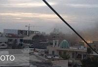 ۷مصدوم درپی آتشسوزی در بازار قدیم درگهان قشم