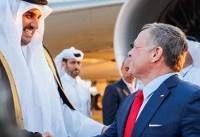 شکاف در ائتلاف سعودی علیه دوحه بیشتر می شود