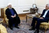 توصیههای روحانی به شهردار جدید تهران
