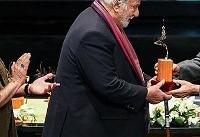 وداع ناصر ملک مطیعی پس از چهل سال سکوت