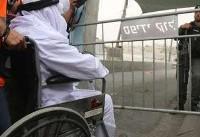 تدابیر شدید امنیتی پیش از شروع نماز جمعه در قدس (عکس)