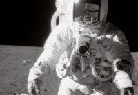Alan Bean: Fourth man to walk on Moon dies aged 86, Nasa announces
