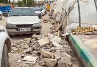 سرپل ذهاب ۷ ماه پس از زلزله (عکس)