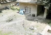 تراژدی قتل عام درختان در باغ فیروزگر