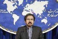 قاسمی: قانونگذاران کانادایی اطلاع دقیقی از مواضع ضد تروریستی ایران ندارند