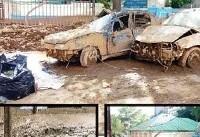 تکرار سیلاب لواسان پس از  ۵۵ سال