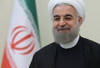 روحانی انتخاب مجدد «مادورو» به عنوان رئیسجمهور ونزوئلا را تبریک گفت