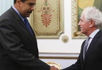 Senate foreign relations chairman meets Maduro in Venezuela