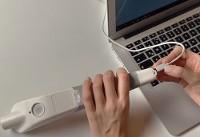 ابداع عصای هوشمند برای نابینایان (+فیلم و عکس)