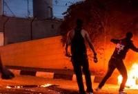 درگیری های شدید با نظامیان رژیم صهیونیستی در مناطق مختلف کرانه باختری